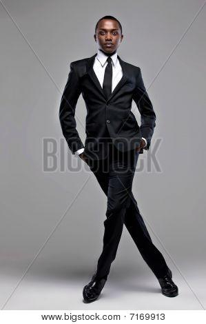 Stylish Young Man