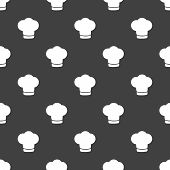 foto of chef cap  - Chef cap web icon - JPG