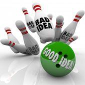 image of striking  - Good Idea - JPG