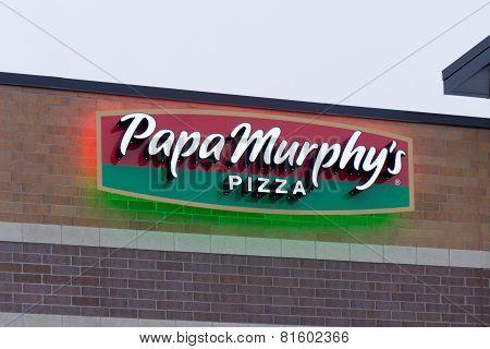Papa Murphy's Restaurant Exterior