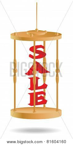 3d cage with sale