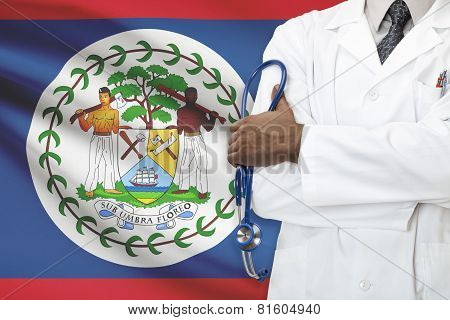 Concept Of National Healthcare System - Belize