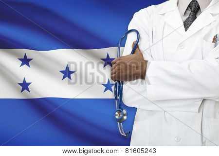 Concept Of National Healthcare System - Honduras
