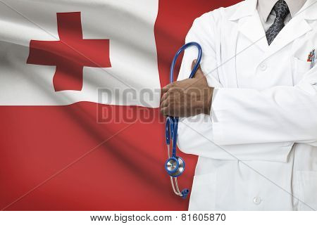 Concept Of National Healthcare System - Tonga