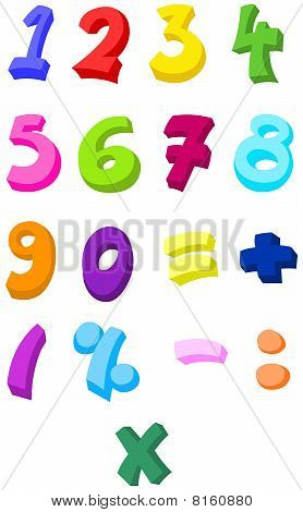 Colorful Numbers
