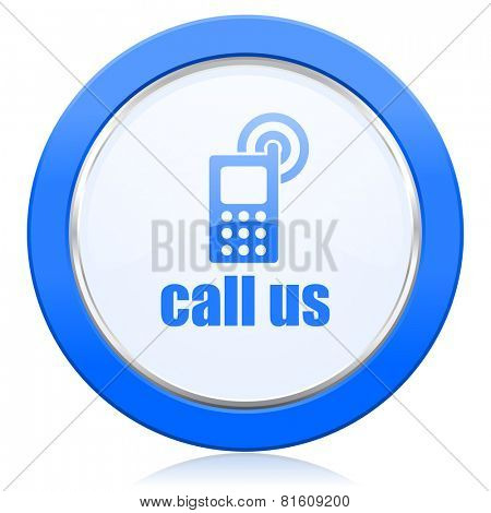 call us icon phone sign