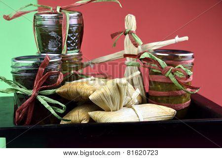 Tamale Food Gift