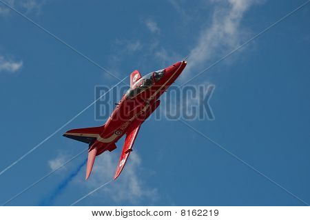 Red Arrow Jet