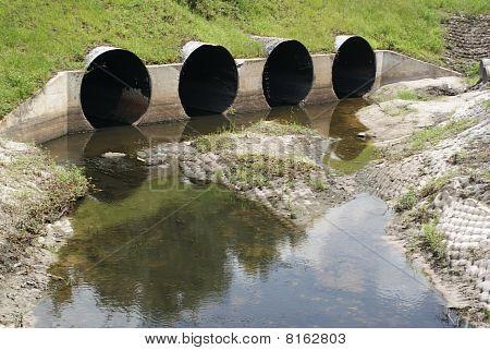 Drainage Culvert