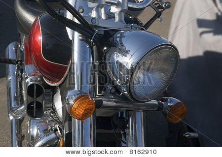 Morning Commute Motorcycle Headlight