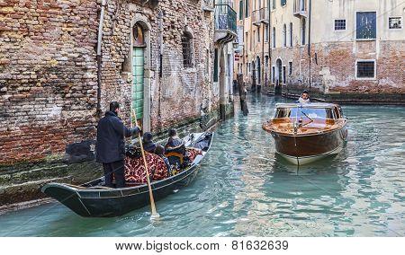 Venetian Traffic
