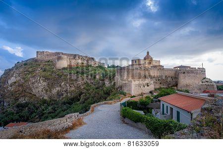 Castle of Milazzo