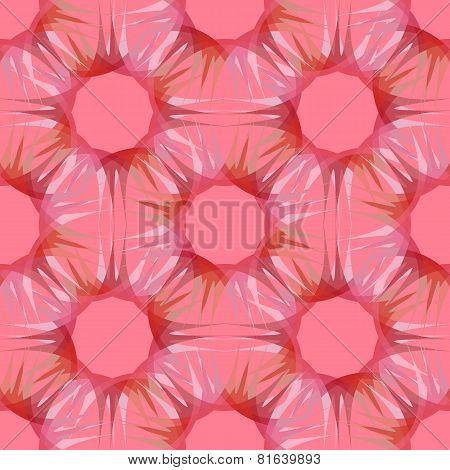 seamless symmetrical ornament vector illustration