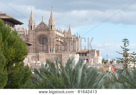 La Seu cathedral Palma