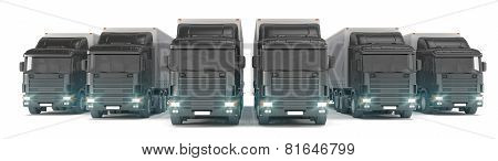 Truck - Black