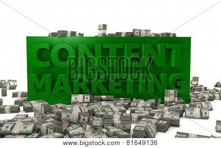 Content Marketing Online Sales