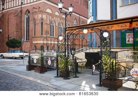 Elblag Old Town