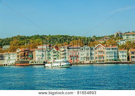 Yenikoy - Bosphorus shores, Istanbul