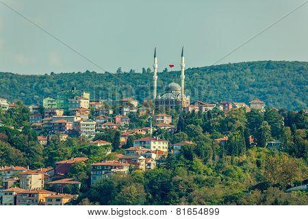 Sailing Bosphorus
