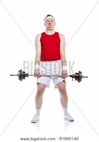 Weak body builder