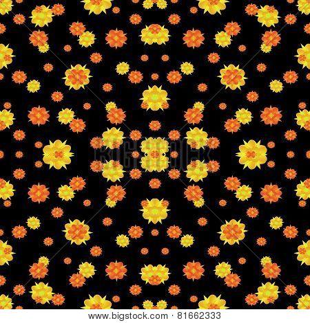 Floral Print Style Modern Pattern