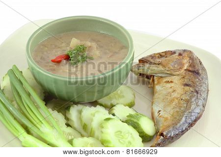Mackerel Shrimp Paste Chili Sauce