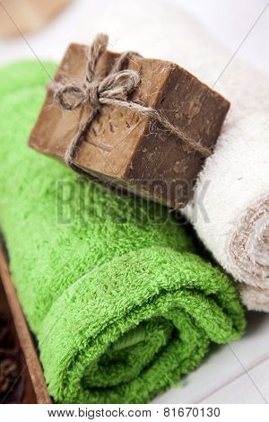 Spa And Beauty. Aroma Therapy