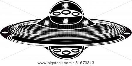 space Saucer