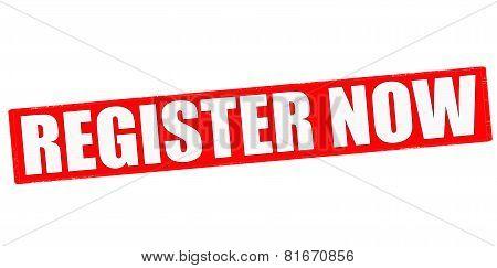 Register Now