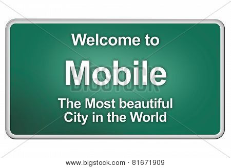 Welcome To Mobile