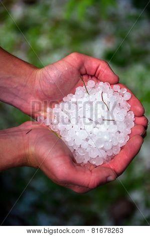 Balls Of Hail