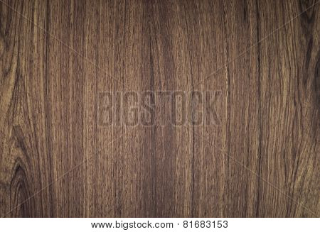 Pattern Detail Of Teak Wood Texture