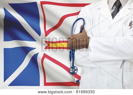 Concept Of Canadian Healthcare System - Newfoundland And Labrador