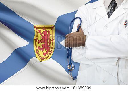 Concept Of Canadian Healthcare System - Nova Scotia