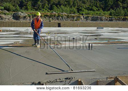 Another Concrete Pour