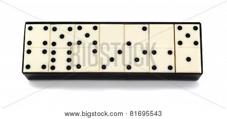 Box With Dominoes