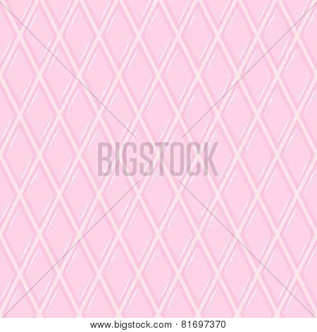 Pink Rhombs