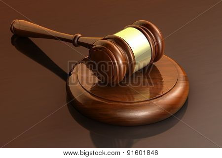 Law Business And Justice Concept