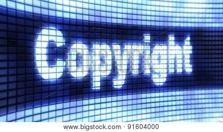 Panel Copyright