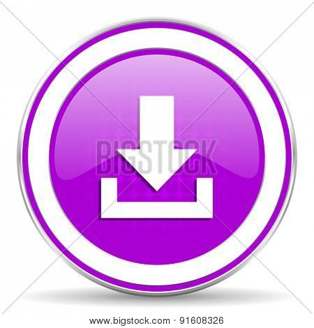 download violet icon