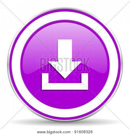 download violet icon