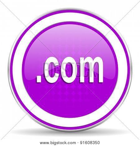 com violet icon