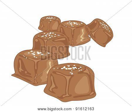 Salty Caramel Candy
