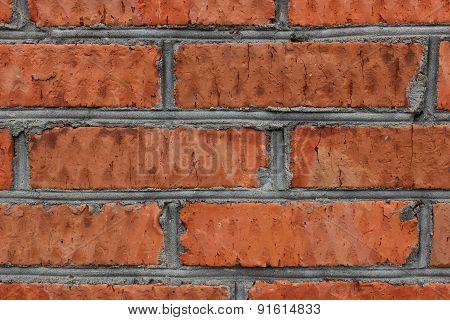 Texture Red Brick
