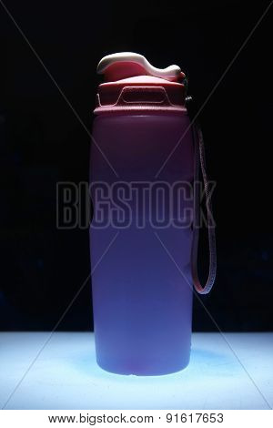 Water tank or drinking bottle