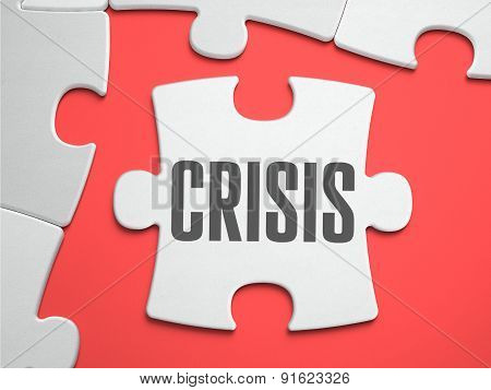 Crisis - Puzzle on the Place of Missing Pieces.