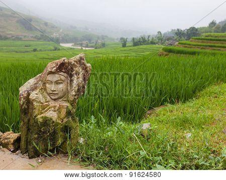 Sculpture In Sapa