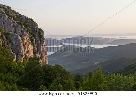 Misty Mountain Rock