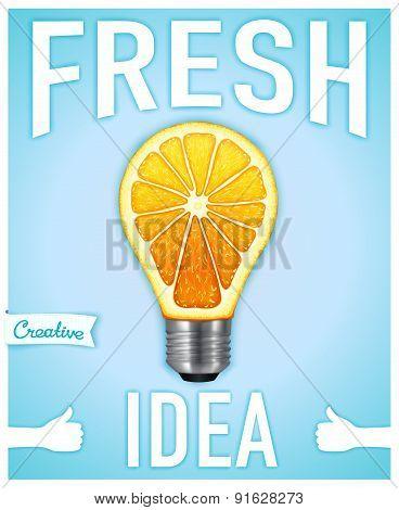 Fresh idea