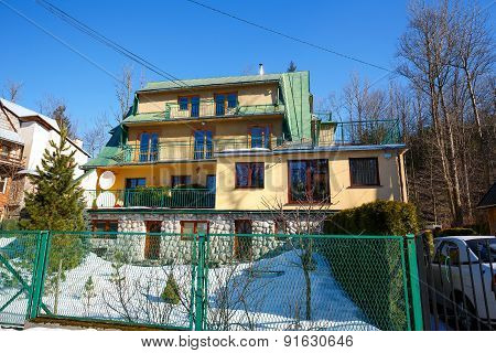 Residential House In Zakopane, Poland